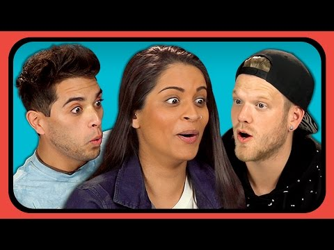 YOUTUBERS REACT TO WTF BOOM COMPILATION