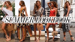 SUMMER LOOKBOOK 2018 | Asos haul & try on!