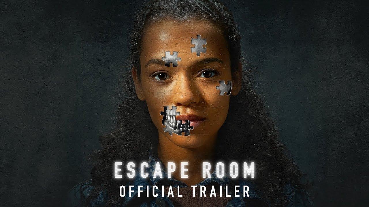 Trailer de Escape Room