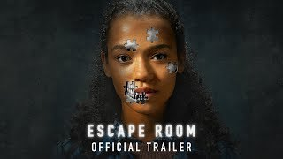 ESCAPE ROOM - Official Trailer ( HD