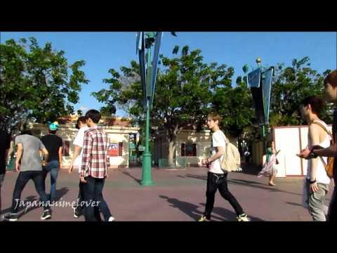 EXO at Disneyland pt.2 120519