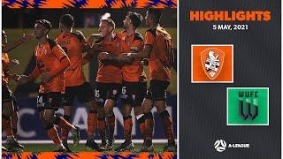HIGHLIGHTS: Brisbane Roar FC v Western United FC | May 5 | A-League Season 2020/21 Highlights