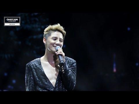 160730 XIA XIGNATURE CONCERT in Shanghai 김준수 金俊秀 - 那些年 (그 시절) / 그 시절 우리가 좋아했던 소녀 OST