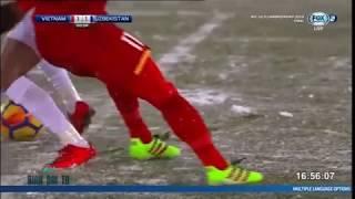 U23 Châu Á 2018: Trận chung kết: U23 Việt Nam - Uzbekistan (Hiệp 2 + hiệp phụ)