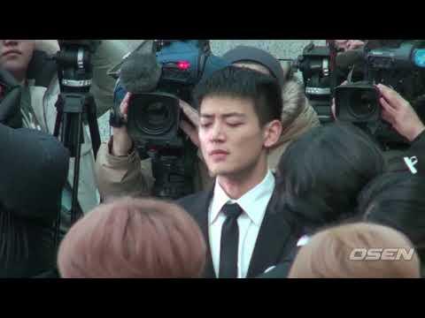 [Oh! 모션]故 종현, 동료들 눈물 속 영면 (SHINee Jonghyun's Funeral)