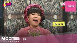 Cười Bò Với Màn Việt Hương Làm Má Mì Chợ Cá | ViewCut Ai Cũng Bật Cười
