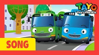 Tayo wheels on the bus and more (60mins) l Nursery Rhymes l Tayo the Little Bus