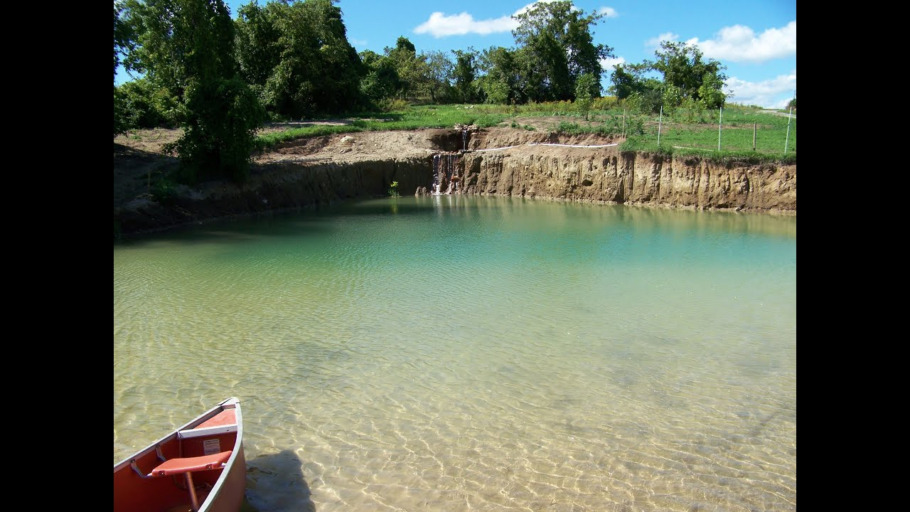 1 Building Your Own Private Beach Natural Swimming Pond