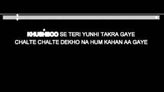 Hamari Adhoori Kahani Karaoke by Nirav Shah