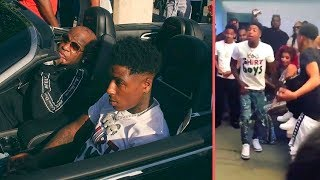 NBA YoungBoy Pulls Up On Birdman In New Orleans, Louisiana NEW NBA YoungBoy and Birdman Heat Coming!