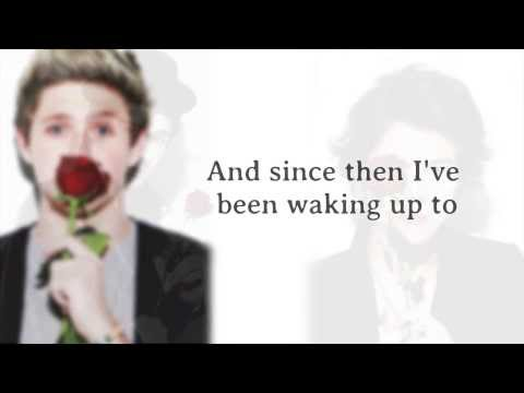 One Direction - Half A Heart (Lyrics + Pictures) *HD*