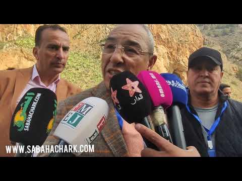 هذا ماقاله نور الدين مفتاح رئيس الفيدرالية المغربية لناشري الصحف من الحدود مع الجزائر