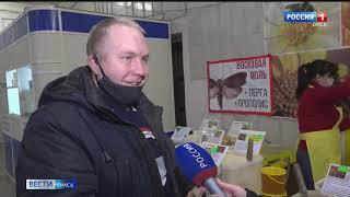 В Омск привезли отборные сорта янтарного лакомства со всей России