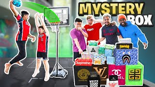 1 Point = 1 Mystery Box - Mini Hoop King of the Court
