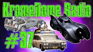 KDR #37: The Coolest Cars Featured In Movies