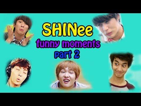 SHINee funny moments - part 2 (legendado/ENG subs)