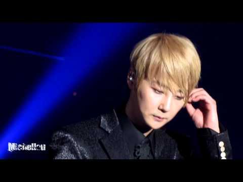20130316 신화15주년콘서트 first love(혜성ver.)