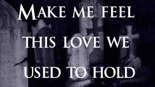 We are the fallen - Bury me alive lyrics