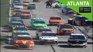 Monster Energy NASCAR Cup Series - Full Race - Folds of Honor QuikTrip 500