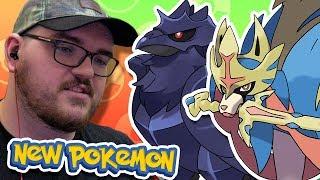 Pokemon Sword & Shield Trailer Discussion!