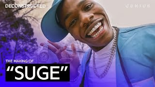 """The Making Of DaBaby's """"Suge"""" With jetsonmade 