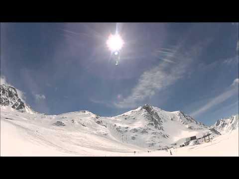 Gopro: skiing schnalstal/val senales [hd] 2