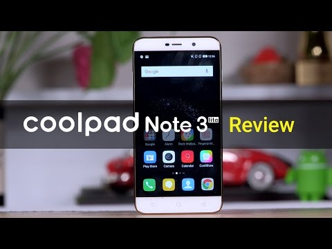 Coolpad Note 3 Lite Full Review (Hindi)