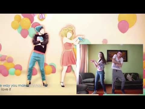 Baixar Just Dance 2014. Ariana Grande - The Way ft. Mac Miller
