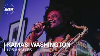 Kamasi Washington Heaven and Earth Album Release Party | Boiler Room Los Angeles