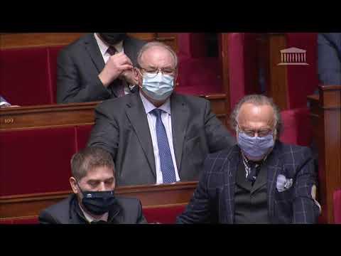 M. Bernard Perrut - Vaccination contre le covid-19