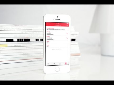How to Set Up a Medical ID on your iPhone (In Case of Emergency)