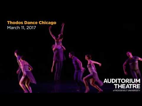 Thodos Dance Chicago | 2016-17 Season | Auditorium Theatre