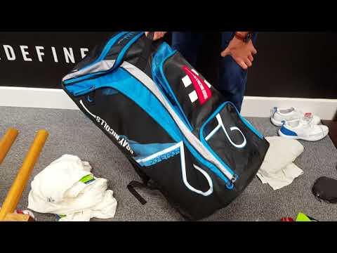 Gray-Nicolls Powerbow6 1000 Duffle Bag