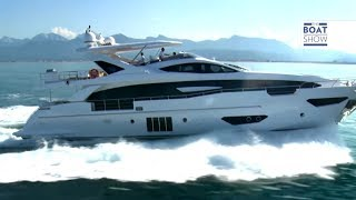[ENG] AZIMUT 95 RPH - Luxury Yacht Review - The Boat Show