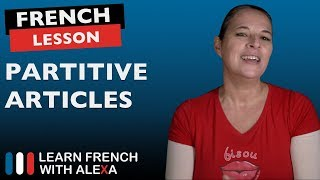 French Partitive Articles: du, de la, des, de l', de, d'