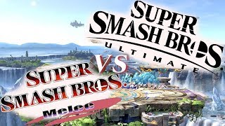ZeRo vs Leffen in Smash Bros Ultimate!!