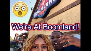 We're At  Boomland!!   Happy Birthday, Pops!   Family Vloggers   Kee Kam & The Fam 🎉🎊🎂🎈