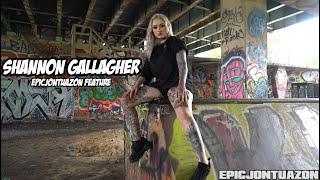 Shannon Gallagher | FDR Park | EPICJONTUAZON Tattoo Feature