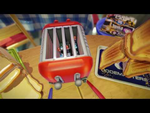 Micro Machines World Series | The Thrill of the Race! [IT]