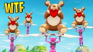 Fortnite Best Moments #17 (Fortnite Funny Fails & WTF Moments) (Battle Royale)