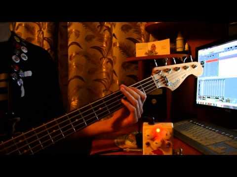 Godsmack - Immune (bass cover)