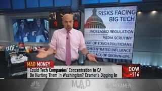 Facebook needs to drop Libra and buy Square, Jim Cramer says