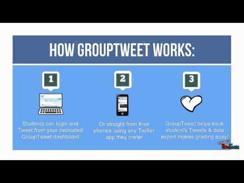 GroupTweet EDU Explainer