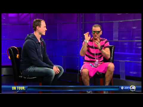 RiFF RaFF AKA Jody Highroller Interview W/ DJ Skee on AXS TV ...