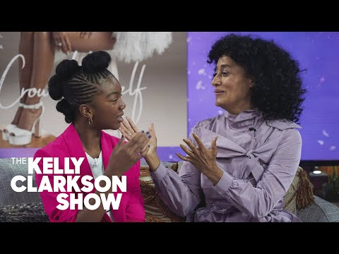Tracee Ellis Ross Empowered by 10-Year Old Girl's Anti-Bullying Video | The Kelly Clarkson Show