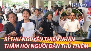 Người dân mong mỏi Bí thư Nguyễn Thiện Nhân sớm giải quyết vấn đề Thủ Thiêm | NLĐTV