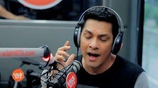 """Gary Valenciano performs """"Natutulog Ba Ang Diyos/Gaya Ng Dati"""" LIVE on Wish 107.5 Bus"""