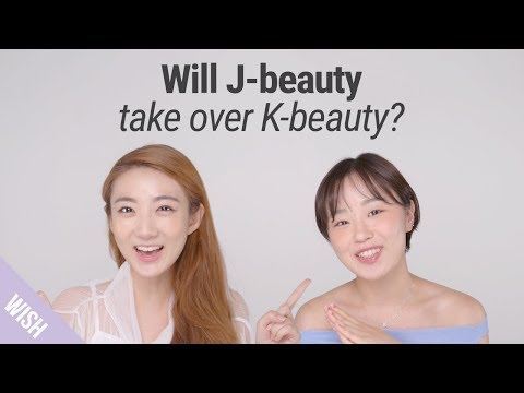 K Beauty VS J Beauty | The Differences Between Skincare To Makeup