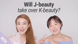 K Beauty VS J Beauty | The Differences Between Skincare To Makeup | What's TRENDing