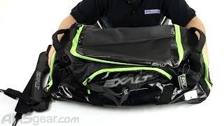 Сумка Exalt Heist Hybrid Duffle (Gearbag) Black/Lime